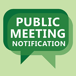 Image Public Meeting Notification