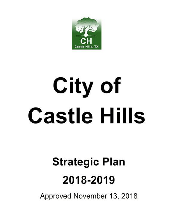 Cover Image Strategic Plan 2018-19